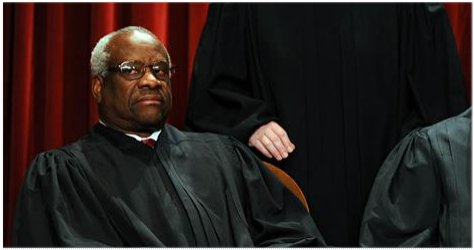 Clarence Thomas Worst Supreme Court Justice